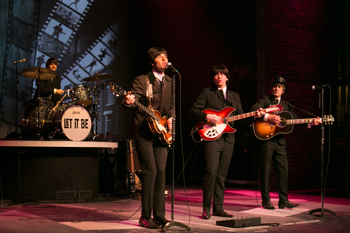 The Fab Four (Photo: Julia Russell)