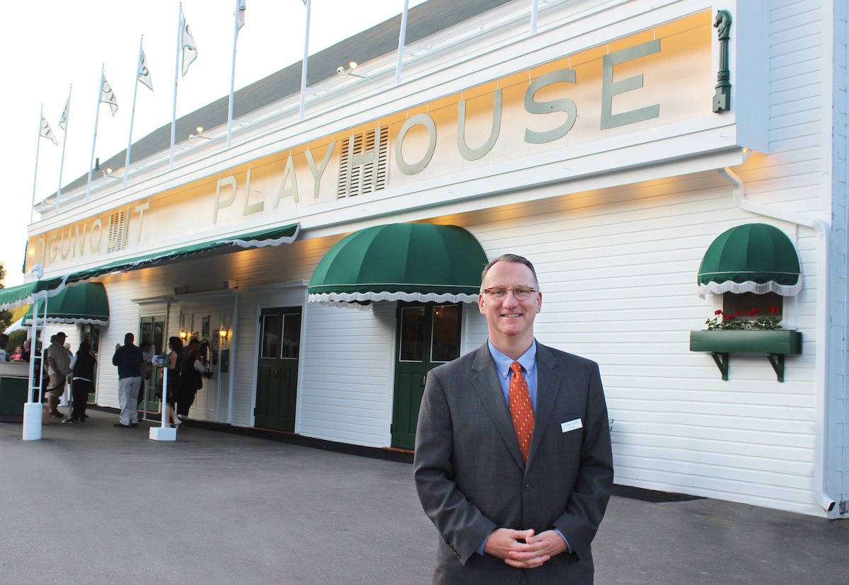 The Ogunquit Playhouse welcomes Dan Breen as the new Development Director for the historic theatre.
