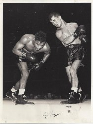 Henry Armstrong vs Fritzie Zivic