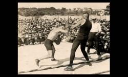 Dempsey and Big Bill Tate 1919
