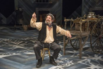 Jeremiah Kissel as Tevye