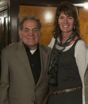 Tony DeMarco and Felice Leeds