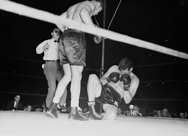 Could Joe Louis Beat Today's Big Heavyweights? He Sure Could