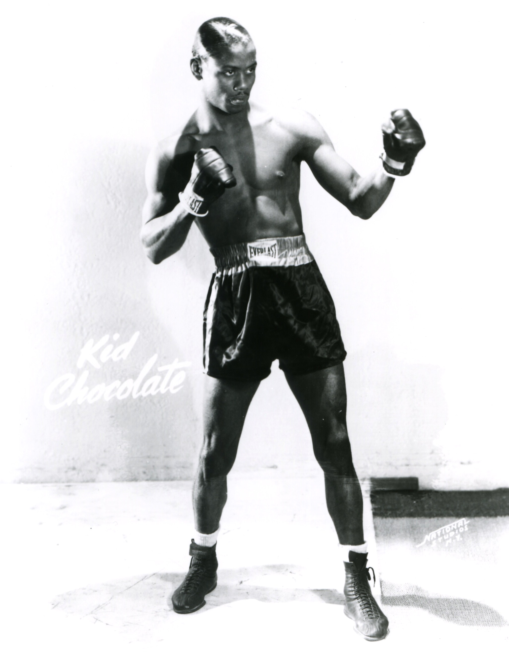Kid Chocolate Archives - Boxing Over Broadway