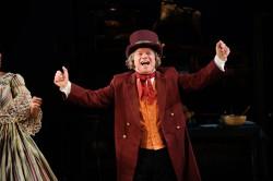 Stephen Berenson as Ebenezer Scrooge