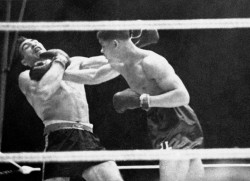 Louis vs Carnera 1935