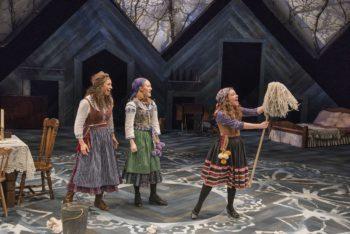 Abby Goldfarb, Sarah Oakes, Victoria Britt