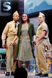 Flick, Violet, and Monty