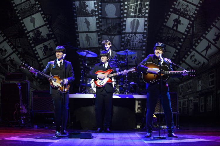 Let It Be - A Celebration of The Beatles (Photo Paul Coltas)